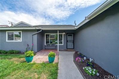 1168 W Hazelwood Street, Anaheim, CA 92802 - MLS#: PW20088565