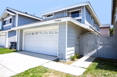 17446 Deerfield Avenue, Bellflower, CA 90706 - MLS#: PW20091314