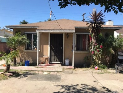 857 E 111th Place, Los Angeles, CA 90059 - MLS#: PW20094240