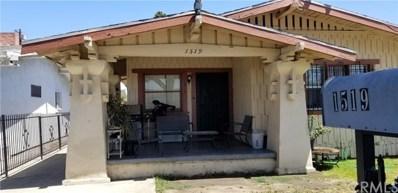 1519 W 56th Street, Los Angeles, CA 90062 - MLS#: PW20097992