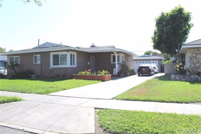 1806 S Garnsey Street, Santa Ana, CA 92707 - MLS#: PW20098078