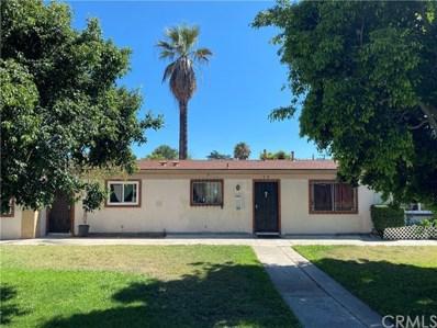 1000 E Bishop Street UNIT C2, Santa Ana, CA 92701 - MLS#: PW20098564