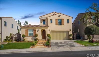 16697 Tourmaline Street, Chino Hills, CA 91709 - MLS#: PW20120713
