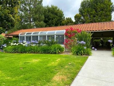 933 Avenida Majorca UNIT Q, Laguna Woods, CA 92637 - MLS#: PW20120879