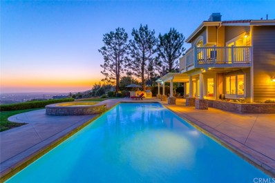 4795 Sky Ridge Drive, Yorba Linda, CA 92887 - MLS#: PW20122635
