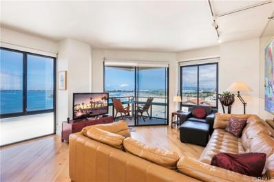 1310 E Ocean Boulevard UNIT 805, Long Beach, CA 90802 - MLS#: PW20122717