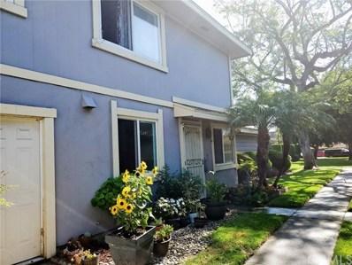 1112 S Mantle Lane UNIT 19C, Santa Ana, CA 92705 - MLS#: PW20133832