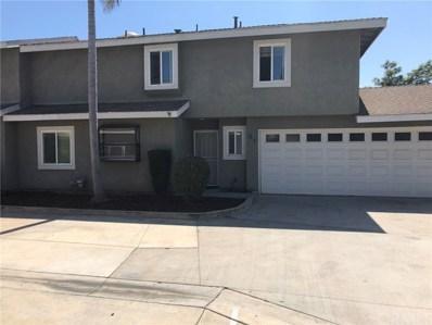 552 Hamilton Street UNIT B1, Costa Mesa, CA 92627 - MLS#: PW20136128