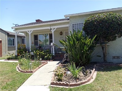 210 E Adams Street, Long Beach, CA 90805 - MLS#: PW20136666
