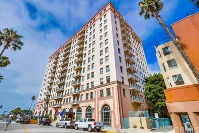 455 E Ocean Boulevard UNIT 1105, Long Beach, CA 90802 - MLS#: PW20138139