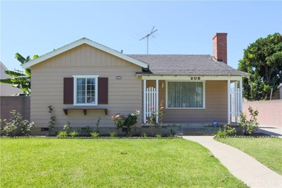 206 E Bort Street, Long Beach, CA 90805 - #: PW20139177