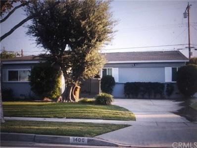 1400 W Maxzim Avenue, Fullerton, CA 92833 - MLS#: PW20141482