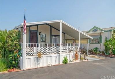 1540 E Trenton Avenue UNIT 75, Orange, CA 92867 - MLS#: PW20145619