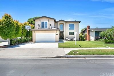 3601 Halbrite Avenue, Long Beach, CA 90808 - MLS#: PW20145928