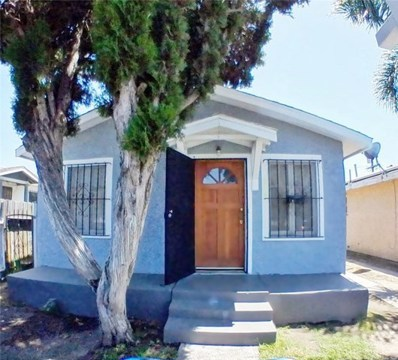 1014 W 65th Place, Los Angeles, CA 90044 - MLS#: PW20148097