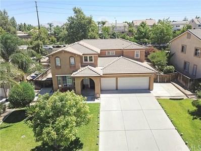 8168 Palm View Lane, Riverside, CA 92508 - MLS#: PW20156064