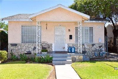 156 E 111th Place, Los Angeles, CA 90061 - MLS#: PW20157814