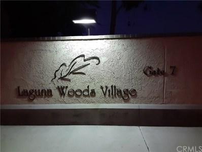 3034 Via Vista UNIT Q, Laguna Woods, CA 92637 - MLS#: PW20159435