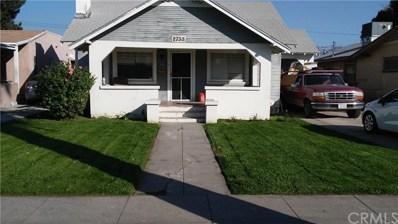 2755 N E Street, San Bernardino, CA 92405 - MLS#: PW20166710