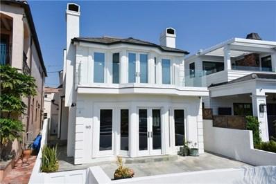 145 Rivo Alto Canal, Long Beach, CA 90803 - MLS#: PW20169943