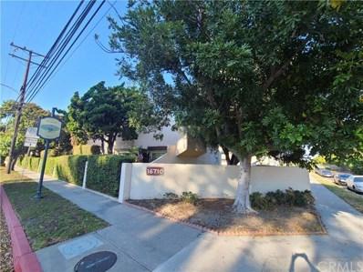 16710 Orange Avenue UNIT 74, Paramount, CA 90723 - MLS#: PW20175977