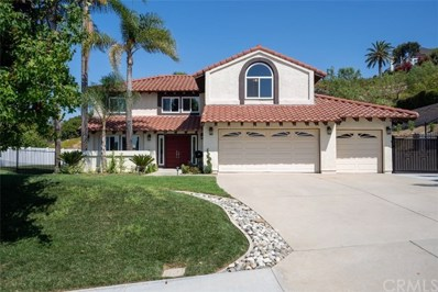 22305 Mission Hills Lane, Yorba Linda, CA 92887 - MLS#: PW20185673