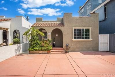 234 Glendora, Long Beach, CA 90803 - MLS#: PW20188724