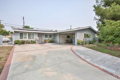 1597 W Minerva Avenue, Anaheim, CA 92802 - MLS#: PW20190069