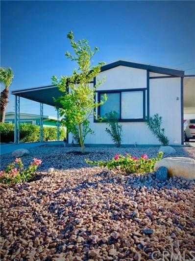32167 Westchester Drive, Thousand Palms, CA 92276 - MLS#: PW20190558