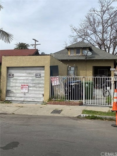 1641 E 50th Place, Los Angeles, CA 90011 - MLS#: PW20190900