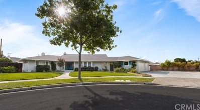 1007 N Elizabeth Place, Orange, CA 92867 - MLS#: PW20193419