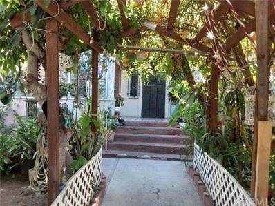 1662 W 11th Street, Los Angeles, CA 90015 - MLS#: PW20197227
