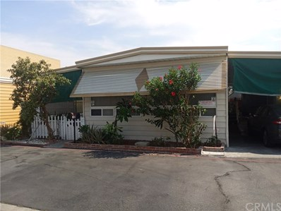 16600 Orange UNIT 132, Paramount, CA 90723 - MLS#: PW20212093