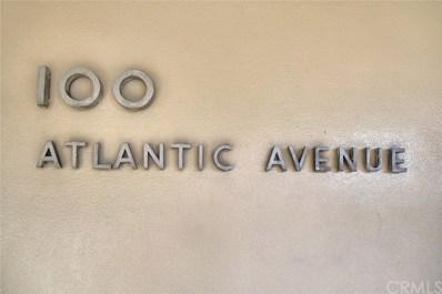 100 Atlantic Avenue UNIT 1200, Long Beach, CA 90802 - MLS#: PW20212524
