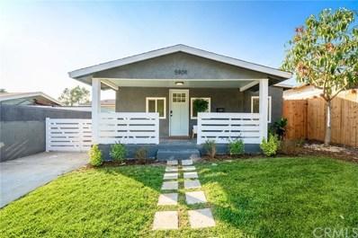 5909 Lomitas Drive, Highland Park, CA 90042 - MLS#: PW20217345