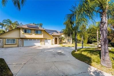 111 S Belleza Lane, Anaheim Hills, CA 92807 - MLS#: PW20233276