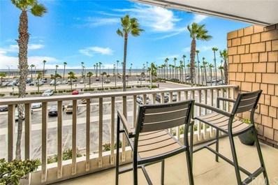 600 E Oceanfront UNIT 3E, Newport Beach, CA 92661 - MLS#: PW20236859