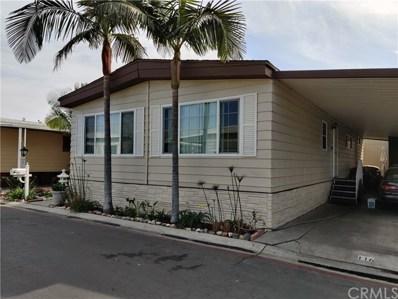 12861 West UNIT 116, Garden Grove, CA 92840 - MLS#: PW20239896