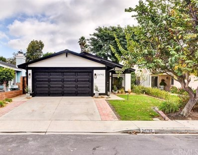 24792 Lagrima, Mission Viejo, CA 92692 - MLS#: PW20245918