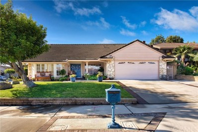 1701 Burning Tree Road, Fullerton, CA 92833 - MLS#: PW20248384