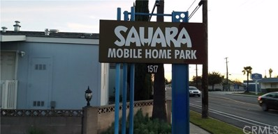 1517 N Newhope Street UNIT 41, Santa Ana, CA 92703 - MLS#: PW20248965