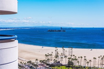 525 E Seaside Way UNIT 2105, Long Beach, CA 90802 - MLS#: PW20250950