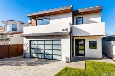 2615 Palm Avenue, Manhattan Beach, CA 90266 - MLS#: PW20251500
