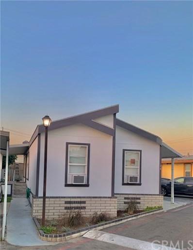 7887 Lampson Avenue UNIT 28, Garden Grove, CA 92841 - MLS#: PW20258683