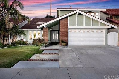 5041 Sharon Drive, La Palma, CA 90623 - MLS#: PW20261536