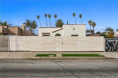 2805 S La Brea Avenue, Los Angeles, CA 90016 - MLS#: PW20262613