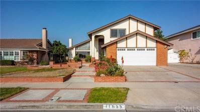 11655 Quartz Avenue, Fountain Valley, CA 92708 - MLS#: PW20263568