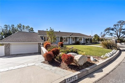 18946 Gordon Lane, Yorba Linda, CA 92886 - MLS#: PW21001208