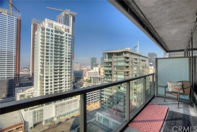 1155 S Grand Avenue UNIT 1708, Los Angeles, CA 90015 - MLS#: PW21003076