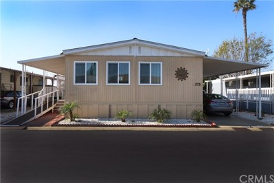 17700 Avalon UNIT 279, Carson, CA 90746 - MLS#: PW21005733